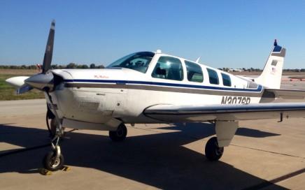 A36 Bonanza-Ferry-Pilot-St. Louis MO