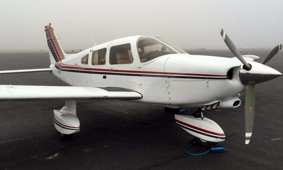 Piper Dakota 236 Ferry National Pilot Services