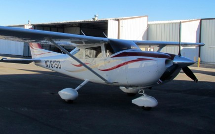 T182-Ferry-Pilot-Las-Vegas-Nevada