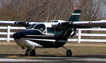 Cessna Skymaster Ferry Pilot from Texas To South Carolina
