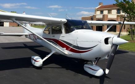 CESSNA172-Ferry-Pilot-Fayetteville-to-Florida