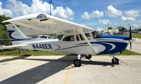 Cessna172-Ferry-Pilot-Florida-to-Virginia