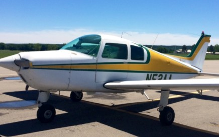 beech-beechcraft-musketeer-ferry-pilot-texas-to-tennessee
