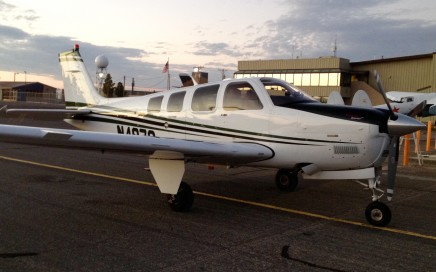Beechcraft-beech-g36-bonanza-ferry-pilot-flight-from-california-to-texas-ferry-pilot-service-needed-professional-cessna-mooney-piper-cirrus-garmin-1000