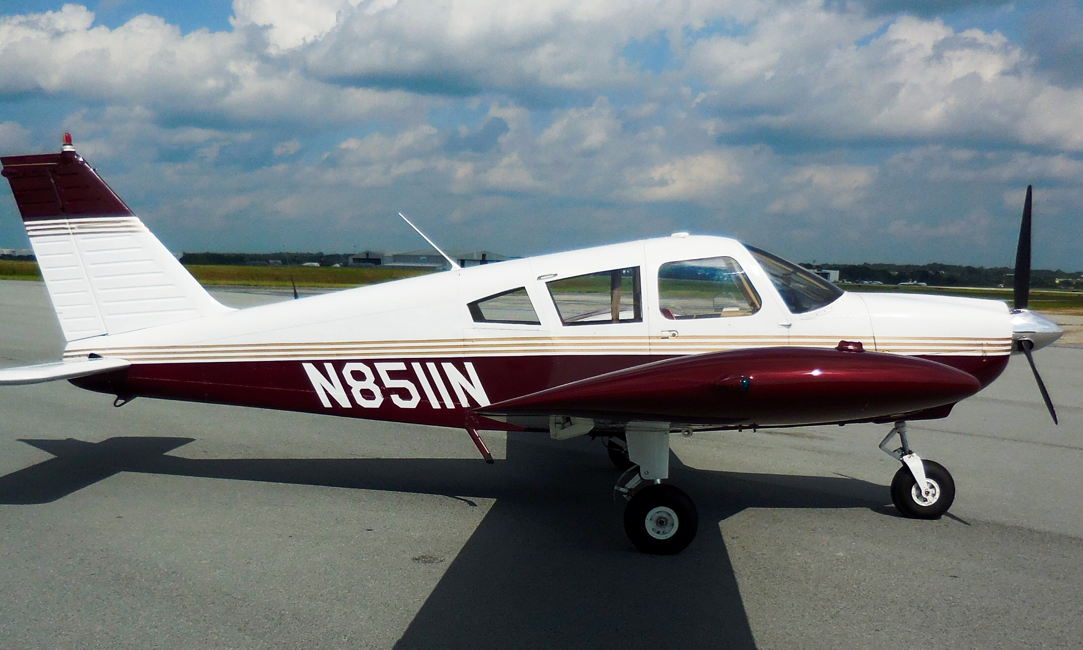 Piper Cherokee 235 Ferry