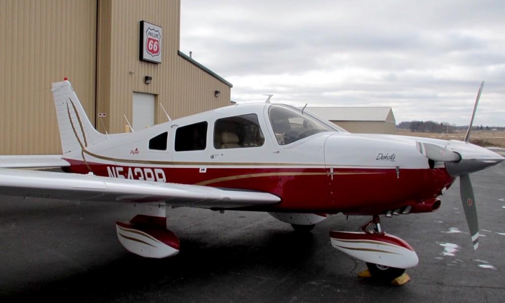 Piper-dakota-236-236-ferry-flight-texas-ohio-ferry-pilot-for-hire-service-professional-cessna-beech-mooney-cirrus