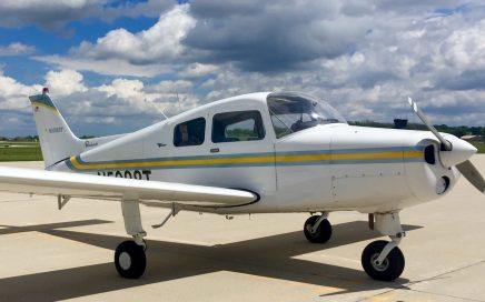 n5088T-Beech-beechcraft-musketeer-III-be23-sport-19-a-b19-ferry-pilot-flight-wisconsin-michigan-professional-ferry-pilot-service-services-needed-cessna-piper-cirrus-mooney