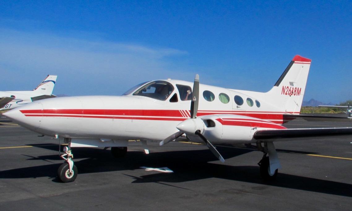 Aircraft Ferry Pilot Services