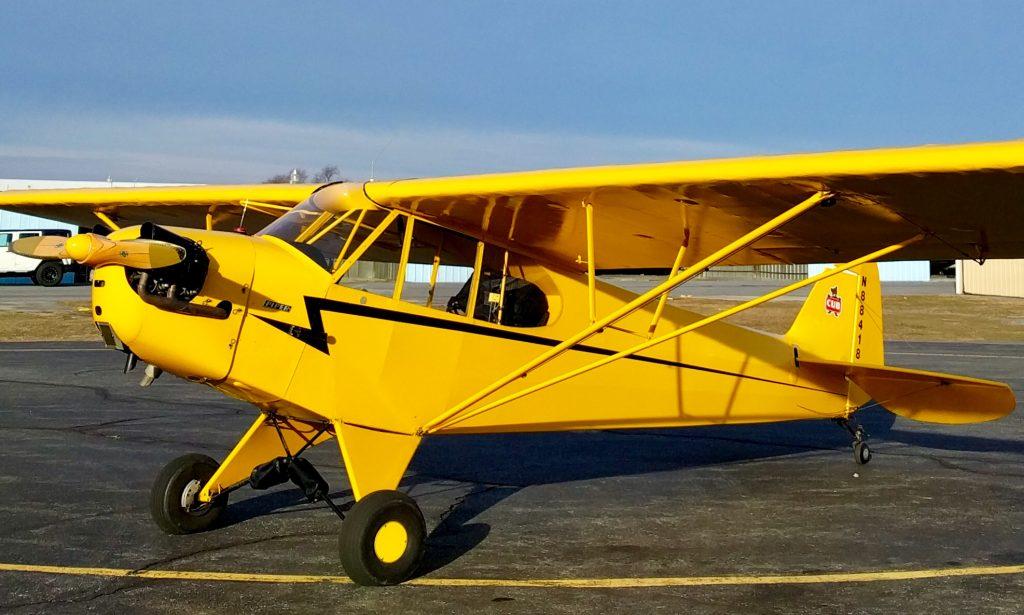 N88418-Piper-J3-J-3-cub-ferry-pilot-flight-pennsylvania-to-ohio-professional-ferry-pilot-company-service-needed-Beech-beechcraft-mooney-cirrus-cessna-experimental-2