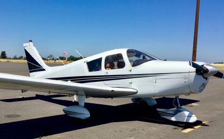 N2468T-Piper-cherokee-140-warrior-ferry-flight-from-california-to-tennessee-professional-ferry-pilot-company needed-service-cessna-beechcraft-beech-mooney-cirrus-experimental-