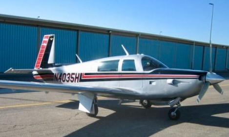 N4035H-mooney-m20k-231-ferry-pilot-flight-from-texas-to-south-carolina-professional-ferry-pilot-service-needed-beech-beechcraft-cessna-cirrus-piper-experimental