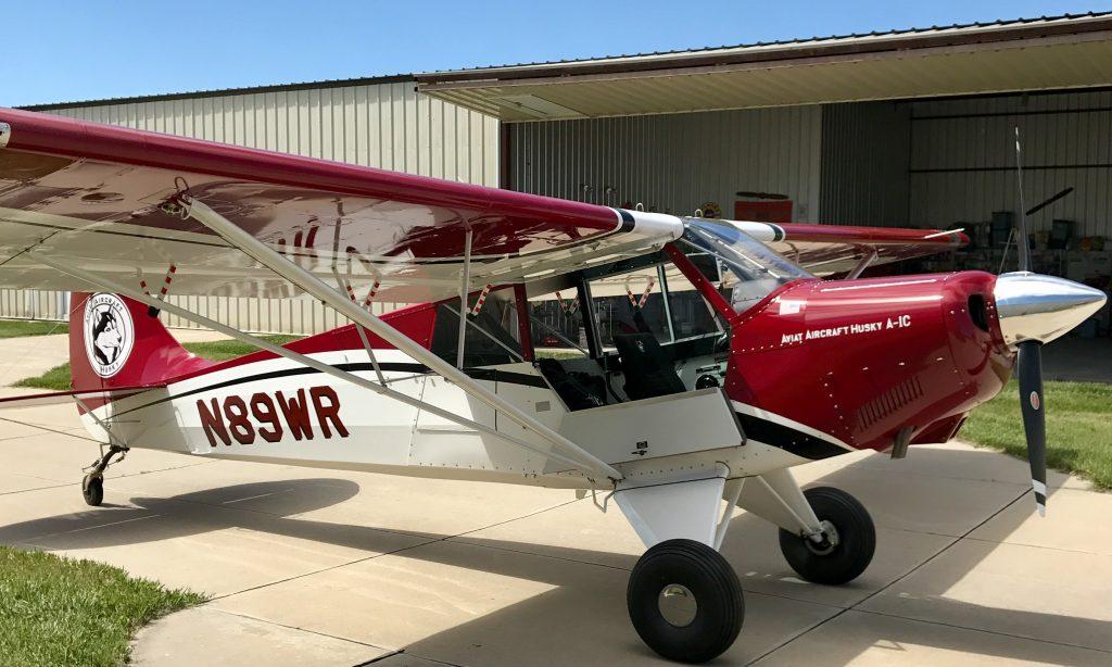 N89WR-aviat-husky-ferry-pilot-flight-from-Nebraska-to-canada-ontario-professional-ferry-pilot-service-needed-Beechcraft-beech-piper-mooney-cessna-cirrus-experimental-tailwheel