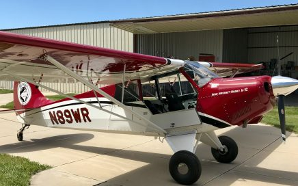 N89WR-aviat-husky-ferry-pilot-flight-from-Nebraska-to-canada-ontario-professional-ferry-pilot-service-needed-Beechcraft-beech-piper-mooney-cessna-cirrus-experimental-tailwheel