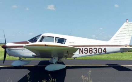 N98304-piper-cherokee-140-ferry-pilot-flight-from-texas-to-florida-professional-ferry-pilot-service-needed-cessna-beechcraft-beech-mooney-cirrus-experimental