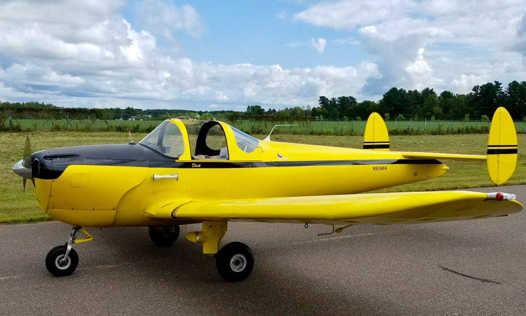 N93984-ercoupe-415-c-d-415c-ferry-pilot-flight-from-wisconsin-to-arizona-professional-ferry-pilot-service-company-needed-beechcraft-beech-cessna-mooney-piper-cirrus-light-sport